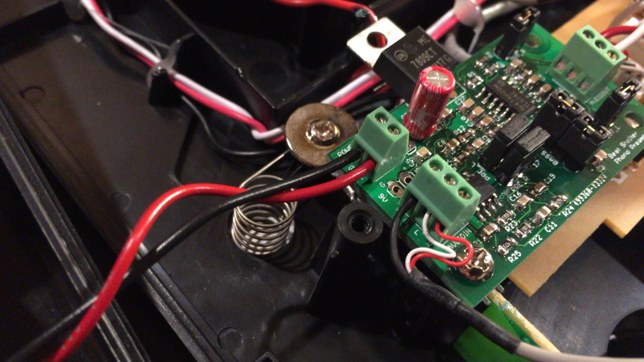 Phono Preamp Kit Install Guide – Beat Shelter
